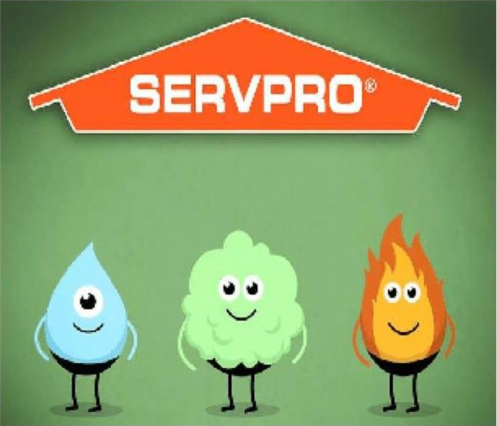 Why SERVPRO SERVPRO of Amherst-Clarence ALWAYS here!