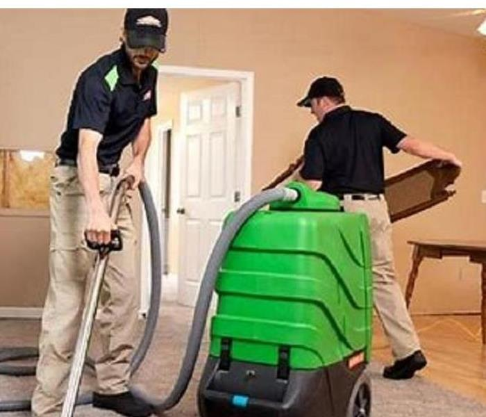 Cleaning Carpet Cleaning SERVPRO of Amherst/Clarence