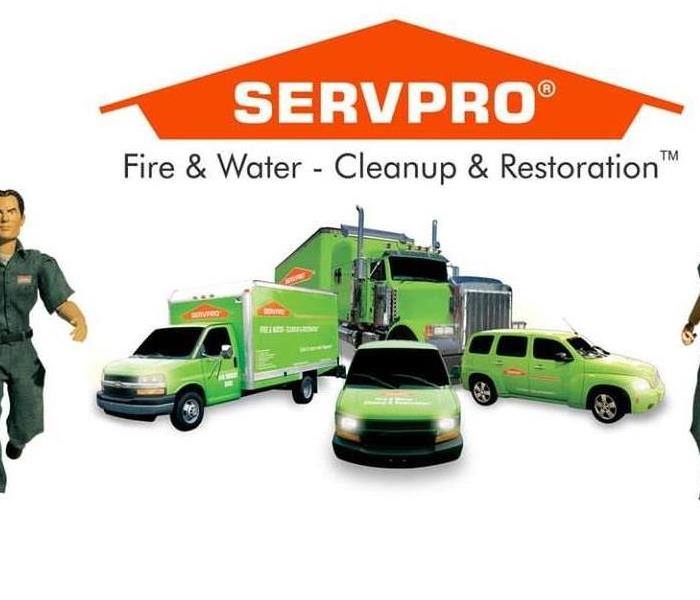 Why SERVPRO SERVPRO is here in your time of need