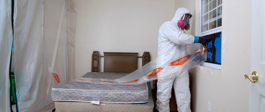 Amherst, NY biohazard cleaning