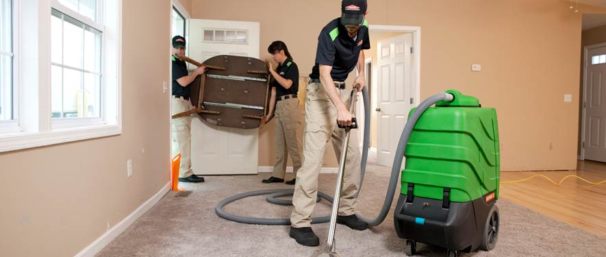 Amherst, NY residential restoration cleaning